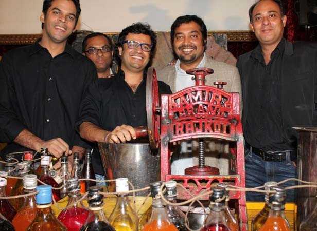 Vikramaditya Motwane,Vivek Rangachari, Vikas Bahl, , Anurag Kashyap, Shahnaab Alam