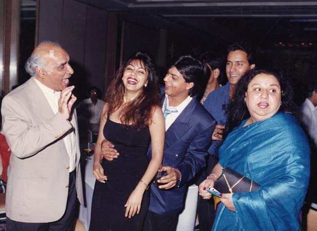 In pictures: Down memory lane with Yash Chopra | filmfare com
