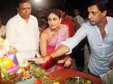 Kareena Kapoor celebrates Ganesh Chaturthi