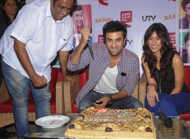 Anurag Basu, Ranbir Kapoor, Illeana Dcruz