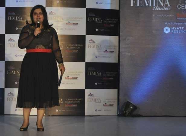 Femina Tamil 2nd Anniversary