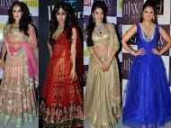Neha, Chitrangada, Jacqueline and Lara at a fashion event