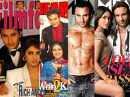 Birthday Special: Saif Ali Khan's best Filmfare covers