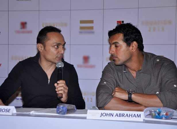 Rahul Bose, John Abraham