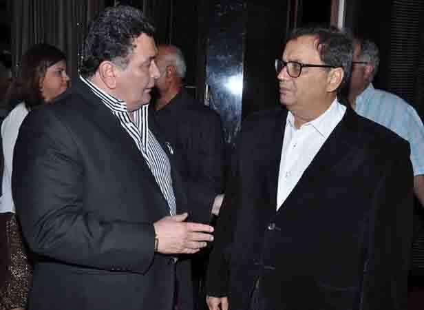 Rishi Kapoor, Subhash Ghai
