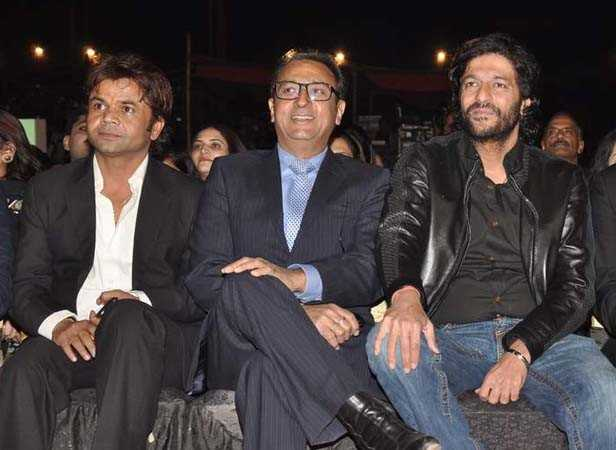 Rajpal Yadav, Gulshan Grover and Chunky Pandey