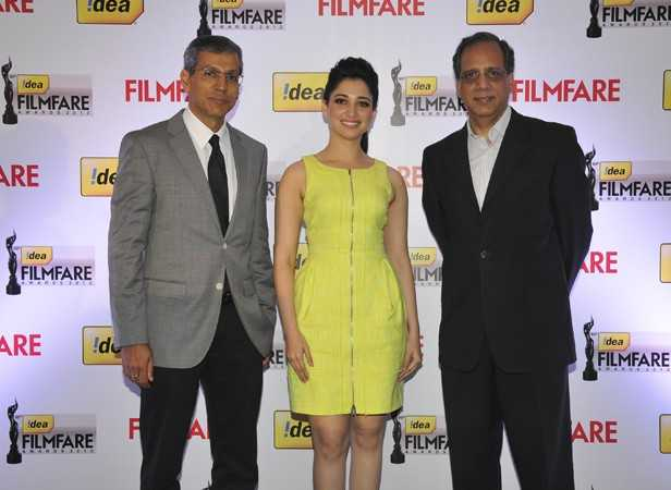 Tamannaah @ 60th Idea Filmfare Awards (South) Press Conference