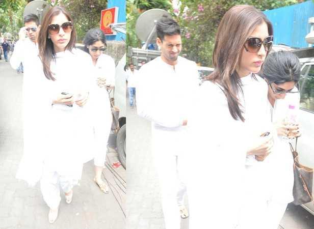 Siddharth Mallya and Sophie Choudry