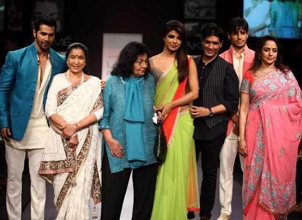 Siddharth Malhotra And Priyanka Chopra