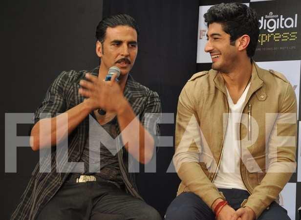 Akshay Kumar and Mohit Marwah