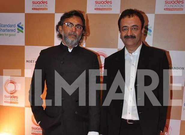 Rakeysh Omprakash Mehra and Rajkumar Hirani