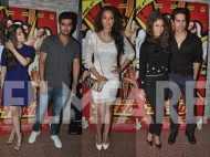 Sonakshi, Alia, Arjun at Ekta's success bash