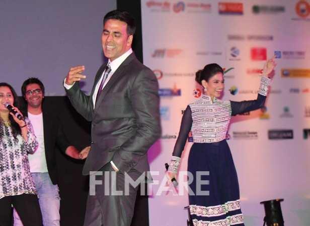 Akshay Kumar and Tamannaah