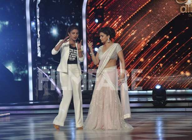 Priyanka Chopra and Madhuri Dixit-Nene