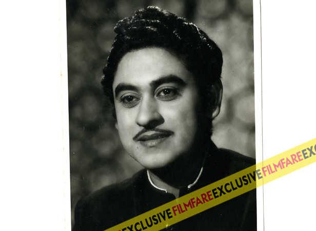 Kishore Kumar in Naya Andaz