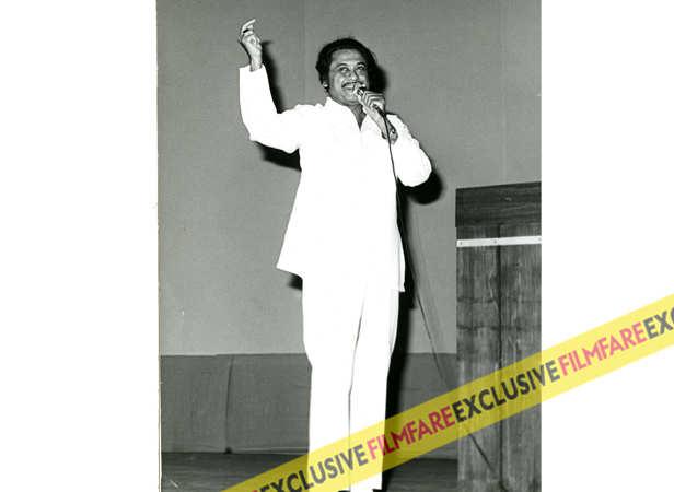 Kishore Kumar in his element