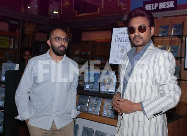 Ritesh Batra and Irrfan