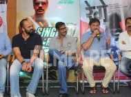 Ajay Devgn promotes a Marathi film