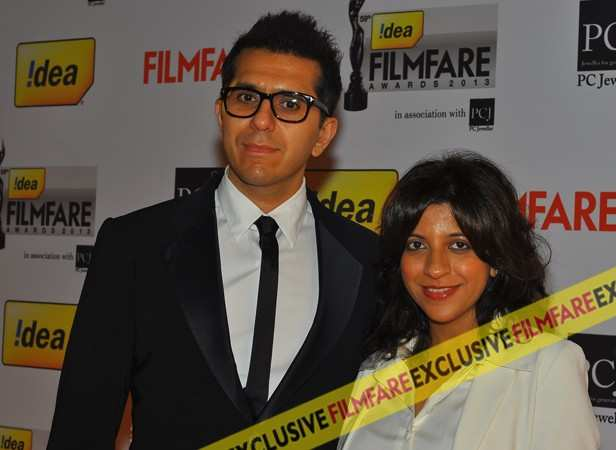 Riteish Sidhwani and Zoya Akhtar