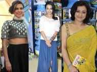 Neha, Swara &  Divya snapped