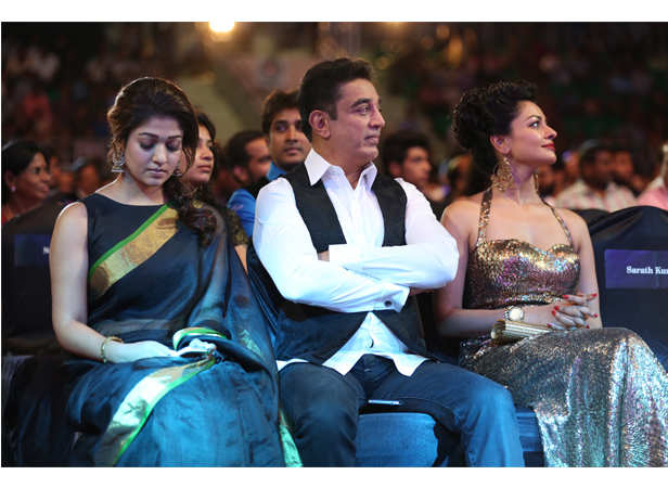 Nayantara Kamal Haasan and Pooja