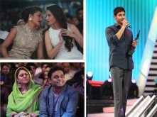Inside pictures of Idea Filmfare Awards South