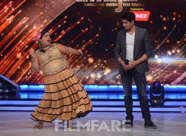 Kiku Sharma and Sidharth Malhotra