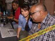 Exclusive: On the sets of Mardaani