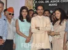 Priyanka Chopra inaugurates Dr. Ashok Chopra Marg
