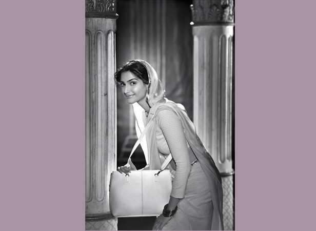 Classic beauty: Sonam as Waheeda Rehman from Pyaasa