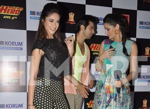 Ileana DCruz, Varun Dhawan and Nargis Fakhri