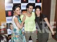 Ileana, Varun & Nargis promote Main Tera Hero