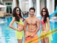 Exclusive stills from Main Tera Hero