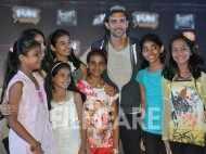 Hrithik Roshan hosts screening of Bang Bang for kids