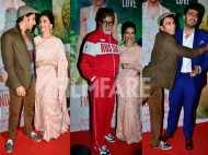 Big B, Ranveer at Finding Fanny screening