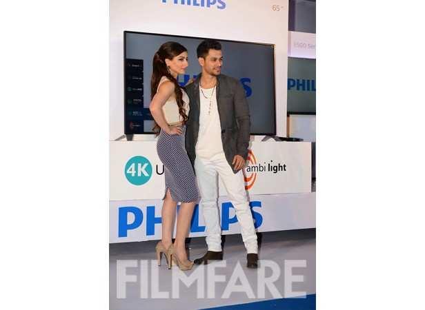 Kunel Kemmu and  Soha Ali Khan