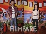 Emraan Hashmi and Amyra Dastur's chemistry