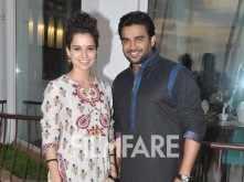 Kangana and Madhavan promote Tanu Weds Manu Returns