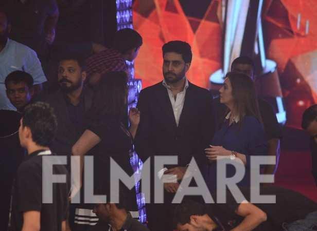 Abhishek Bachchan and Nita Ambani