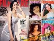 Sridevi's best Filmfare covers