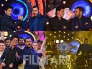 Inside pictures from SRK-Salman's BB9 episode