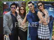 Team Dilwale's sunny day out