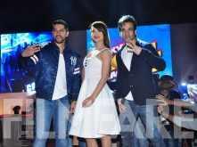 Aftab Shivdasani, Gauahar Khan and Tusshar Kapoor get Kool