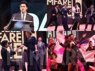 Team Dilwale rock the Filmfare Middle East Gala