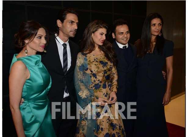 Mehr, Arjun Rampal, Jacqueline Fernandez