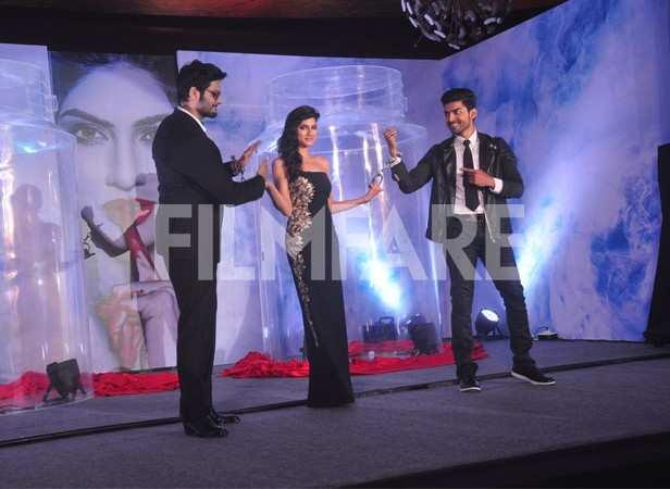 Ali Fazal, Sapna Pabbi and Gurmeet Choudhary