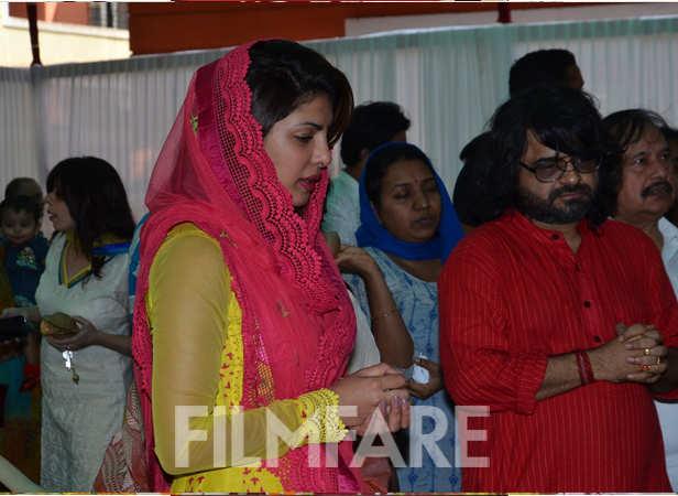 Priyanka Chopra and Pritam