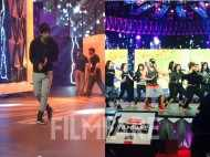 Ranbir and Varun rehearse for the 60th Britannia Filmfare Awards