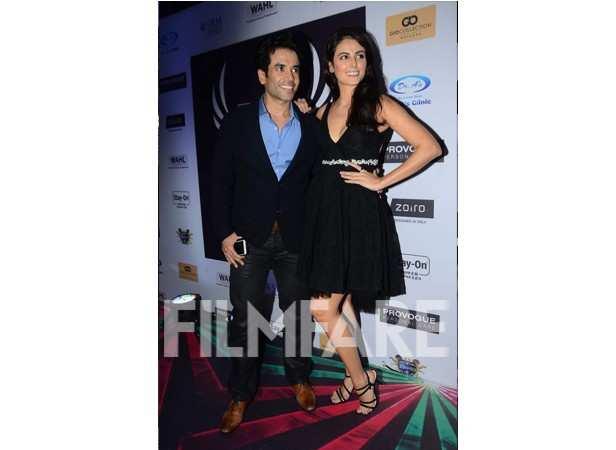 Tusshar Kapoor and Mandana Karimi