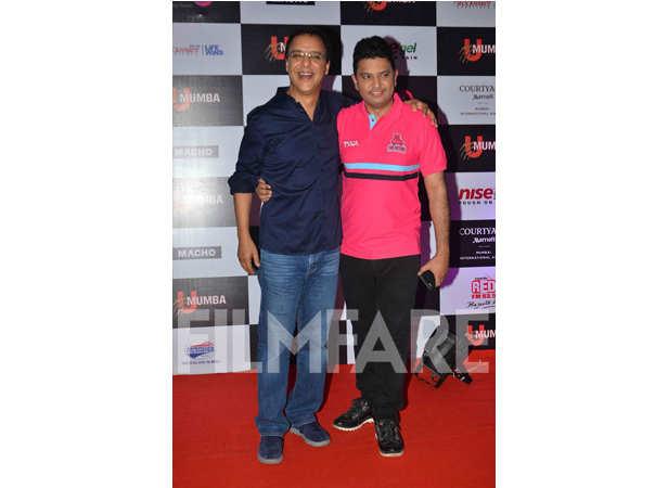 Vidhu Vinod Chopra and Bhushan Kumar
